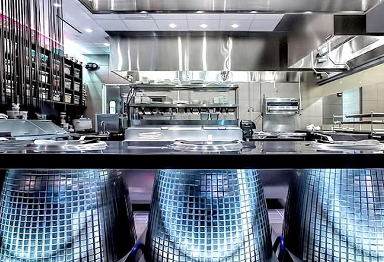Montaje instalaci n muebles cocina industriales aceroinnova fabricante fabricacion mobiliario - Mobiliario de bares ...