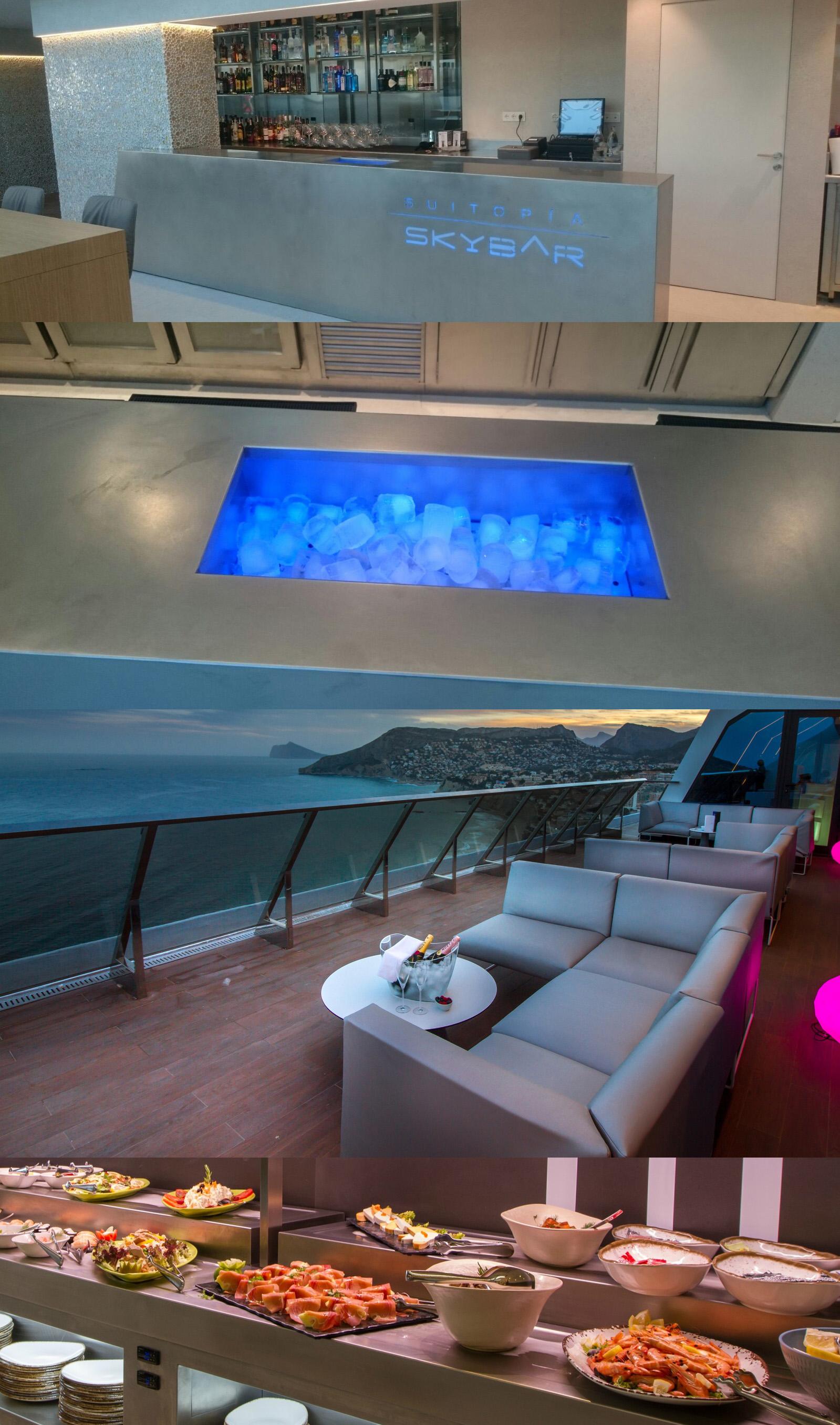 Diseño Montaje Barras Terrazas Azoteas Hoteles Restaurantes