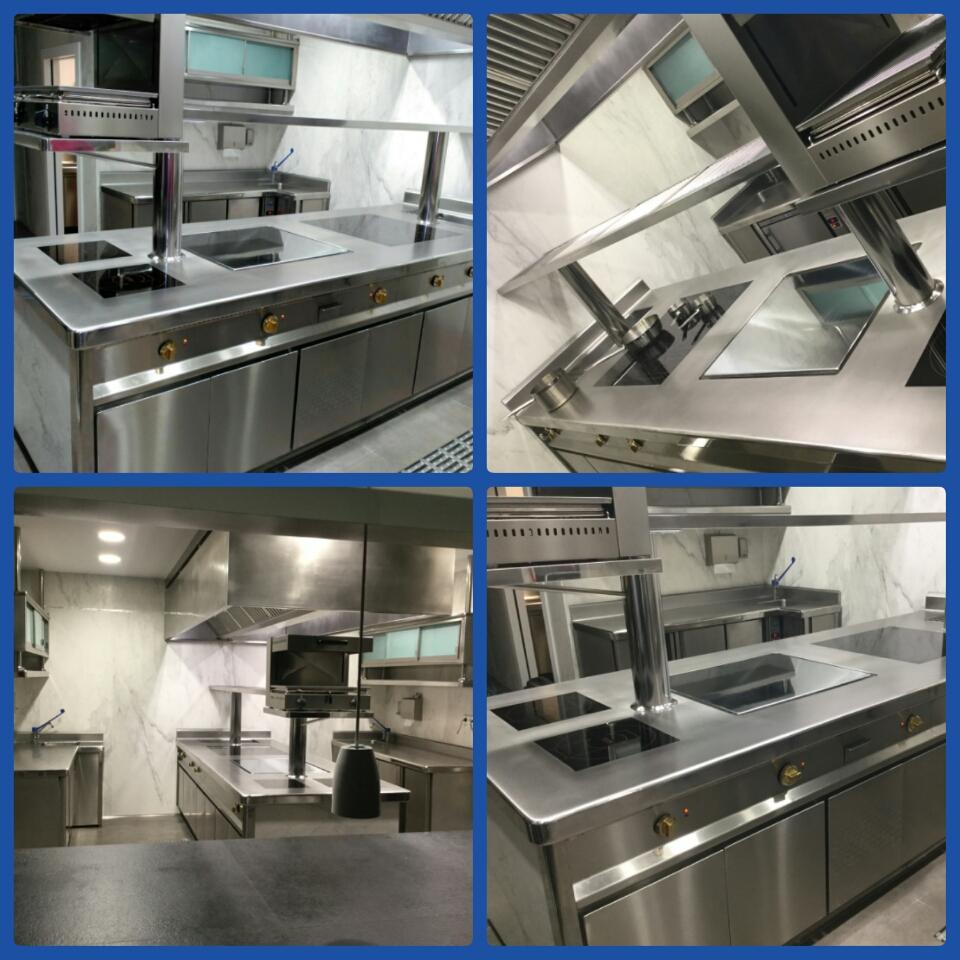 fabrica fabricantes cocinas monoblock instalacion instaladores toda españa monoblocks a medida personalizadas hoteles restaurantes comedores