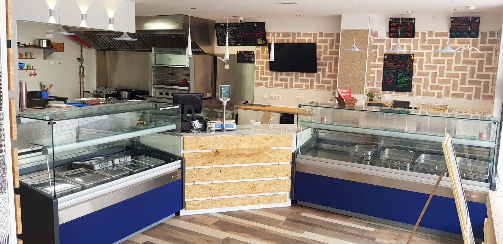 proyectos negocios empresas tiendas cocina platos preparados ...