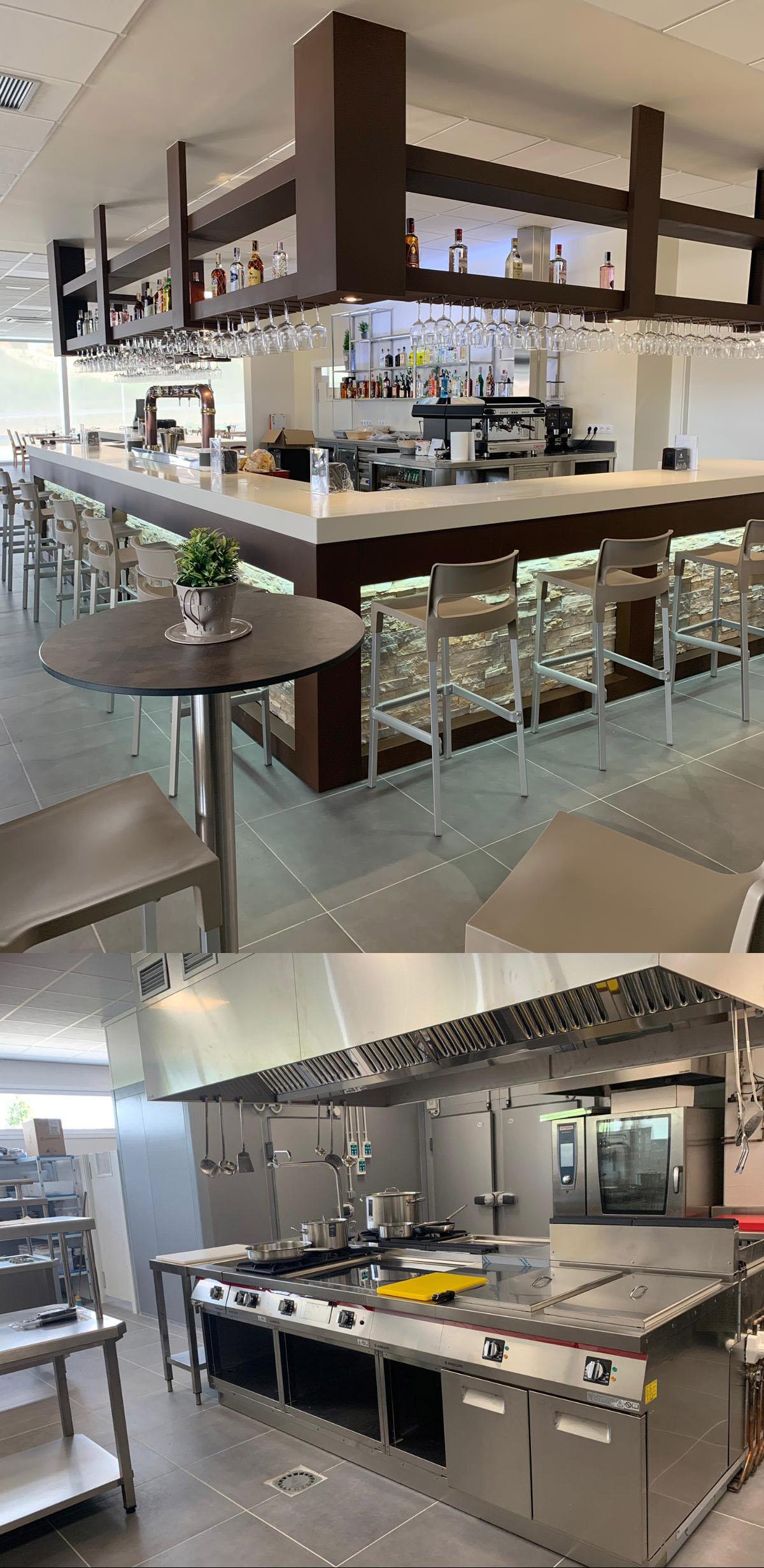 Diseño Mobiliario Comedores Cocinas Hostelería – ACEROINNOVA ...